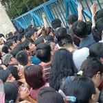 Giáo dục - du học - Xô đổ cổng trường mua đơn vào lớp 1