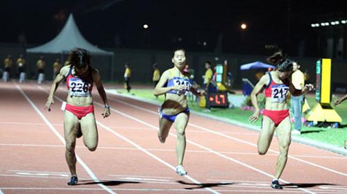 Vũ Thị Hương tiếp tục không đạt chuẩn Olympic - 1