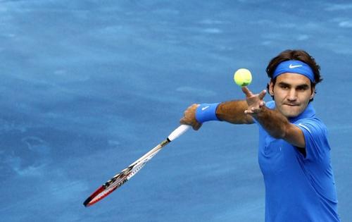 """Federer sắp """"vượt mặt"""" Nadal - 1"""