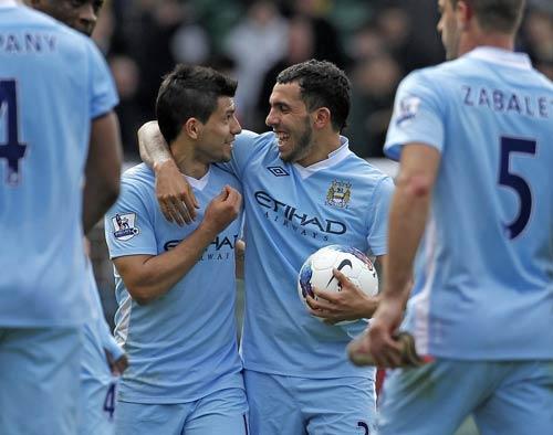 Man City – QPR: Đêm định mệnh - 1