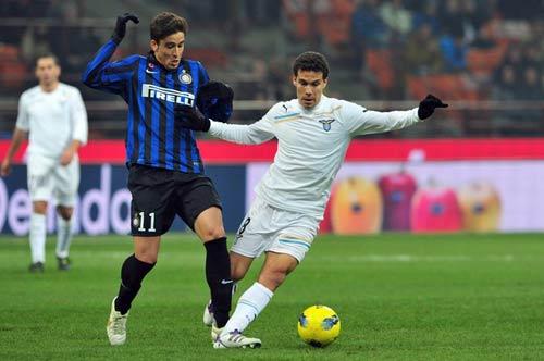 Lazio – Inter: Vét túi và tất tay - 2