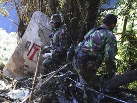 Tìm thấy 16 nạn nhân Sukhoi Superjet 100 - 1