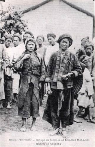 Sơn nữ Việt xưa mặc gì? - 3
