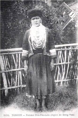 Sơn nữ Việt xưa mặc gì? - 4