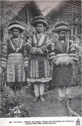 Sơn nữ Việt xưa mặc gì? - 6