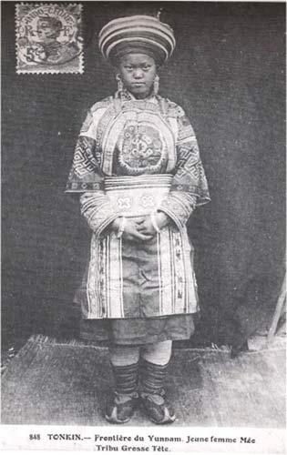 Sơn nữ Việt xưa mặc gì? - 7