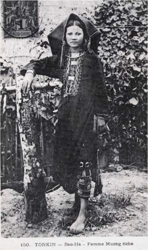 Sơn nữ Việt xưa mặc gì? - 8