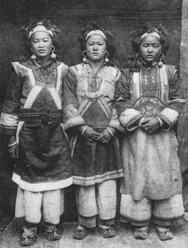 Sơn nữ Việt xưa mặc gì? - 9