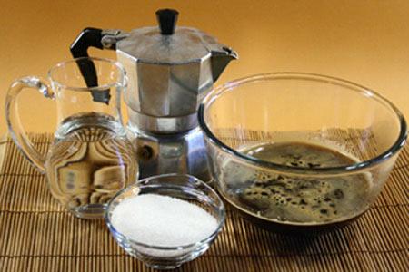 Đá bào cà phê giải nhiệt mùa hè - 1