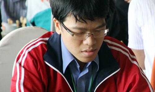Quang Liêm xếp hạng 16 chung cuộc giải vô địch châu Á - 1