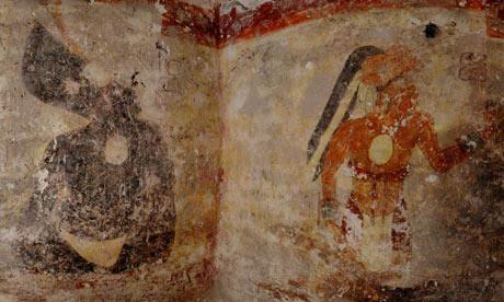 Thêm chứng cứ về Ngày tận thế của người Maya - 1
