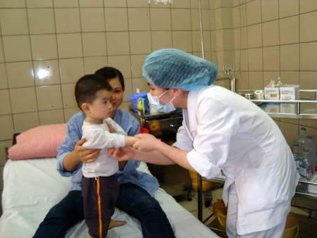 Ban hành phác đồ điều trị ngộ độc chì - 2