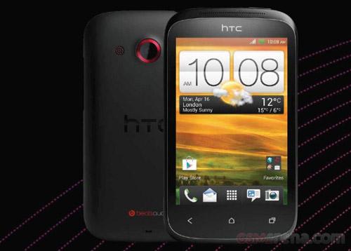 HTC Desire C có giá khoảng 5 triệu đồng - 1