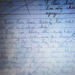 """Giáo dục - du học - Học trò thích thú bài văn """"lạ"""" điểm 0"""