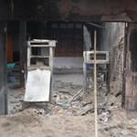 Tin tức trong ngày - Cháy cây xăng, người dân bỏ chạy tán loạn