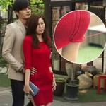 Phim - Jang Dong Gun kéo tuột váy người đẹp