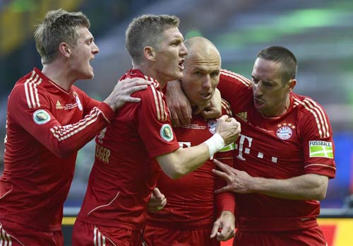 Chelsea - Bayern: Bài ca hy vọng - 2