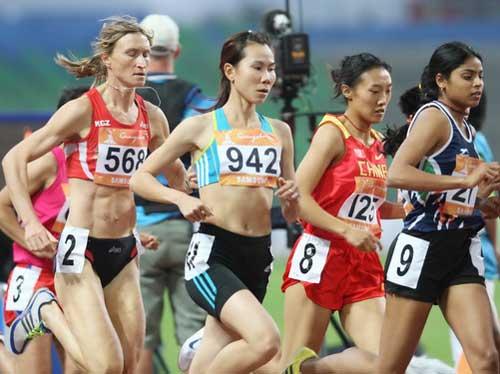 Điền kinh VN trước chặng 3 Grand Prix châu Á: Dồn sức chặng cuối - 1