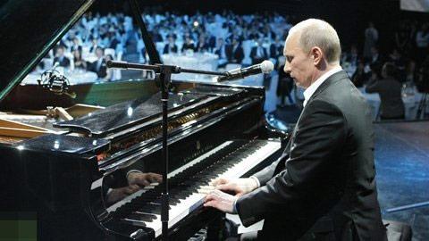 """Chùm ảnh: """"Biệt tài"""" của Tổng thống Putin - 1"""