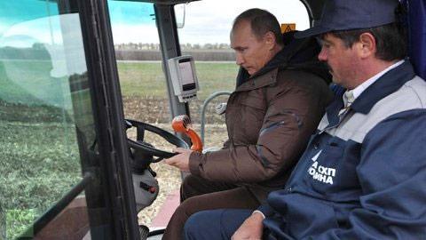 """Chùm ảnh: """"Biệt tài"""" của Tổng thống Putin - 2"""