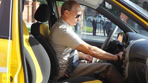 """Chùm ảnh: """"Biệt tài"""" của Tổng thống Putin - 4"""