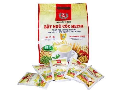 Bột ngũ cốc Methi – Sản phẩm giàu dinh dưỡng cho mọi nhà - 2