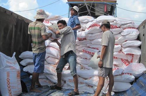 """Lúa gạo """"lật kèo"""" bất ngờ giảm giá - 1"""
