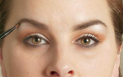 Nàng béo trang điểm mắt cực siêu - 5