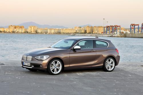 Khám phá BMW 1-series bản 3 cửa - 7
