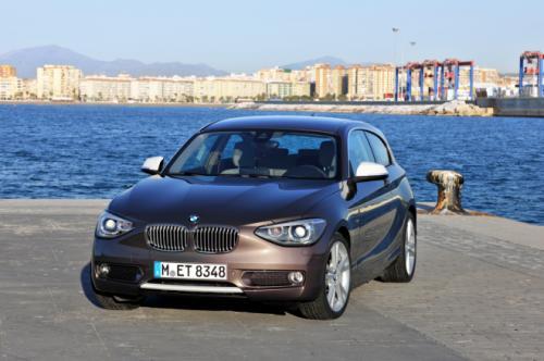 Khám phá BMW 1-series bản 3 cửa - 9