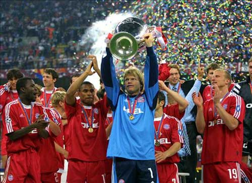 Bayern Munich: Vinh quang và nước mắt - 1