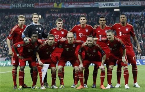Bayern: Barca kiểu Đức - 1