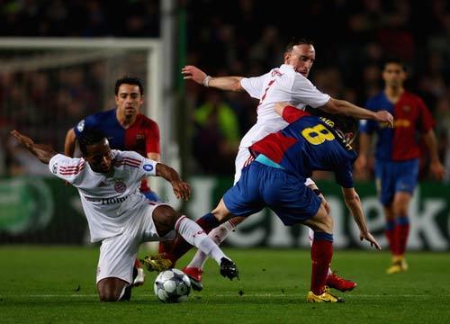 Bayern: Barca kiểu Đức - 2