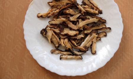Canh đậu hũ thịt viên thơm hương nấm - 2
