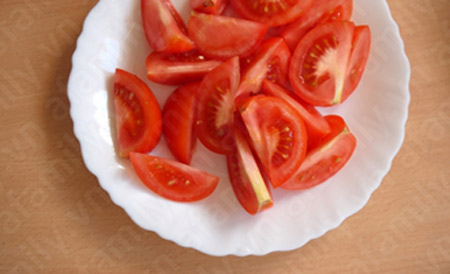Canh đậu hũ thịt viên thơm hương nấm - 3
