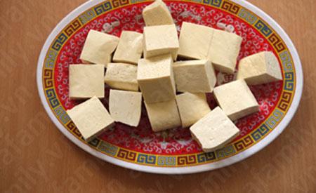 Canh đậu hũ thịt viên thơm hương nấm - 5