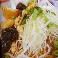 Gỏi khô bò ngon bậc nhất Sài Gòn
