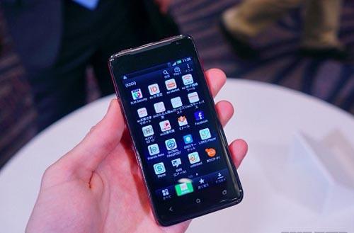 Trên tay HTC J - 11