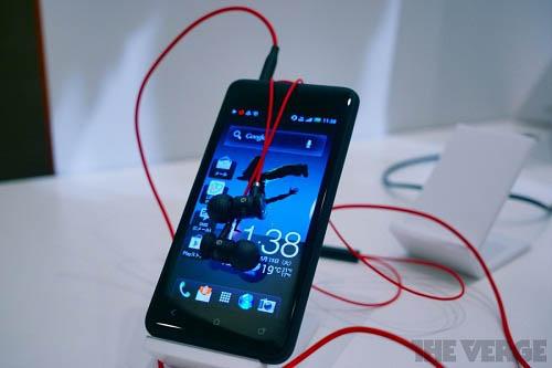 Trên tay HTC J - 10
