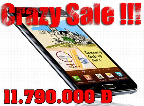 Samsung chính hãng giá sốc tại Điểm Sáng Việt - 2