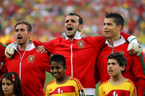 Bồ Đào Nha chốt danh sách tham dự EURO 2012 - 1