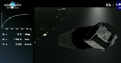 Hình ảnh về sự kiện phóng vệ tinh VINASAT-2 - 11