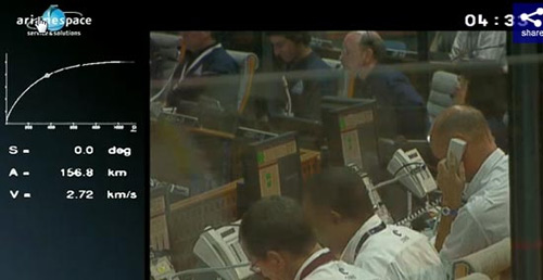 Hình ảnh về sự kiện phóng vệ tinh VINASAT-2 - 13