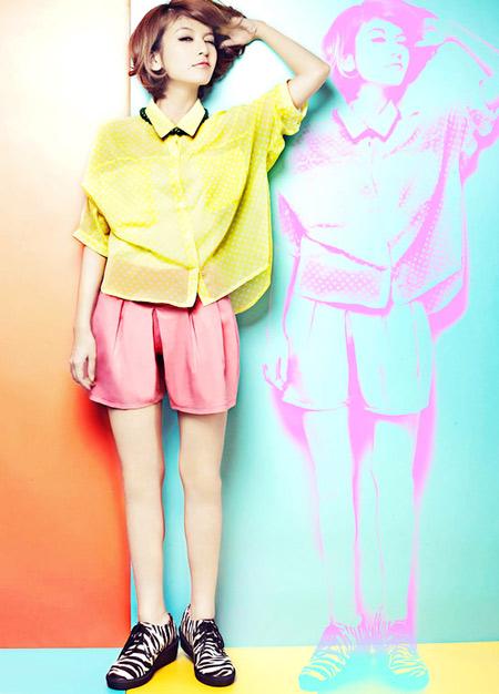Váy xinh cho ngày hè tràn ngập niềm vui - 12