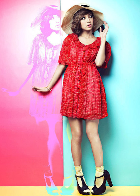Váy xinh cho ngày hè tràn ngập niềm vui - 23