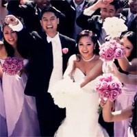 Clip đám cưới cô dâu Việt ở Canada gây sốt