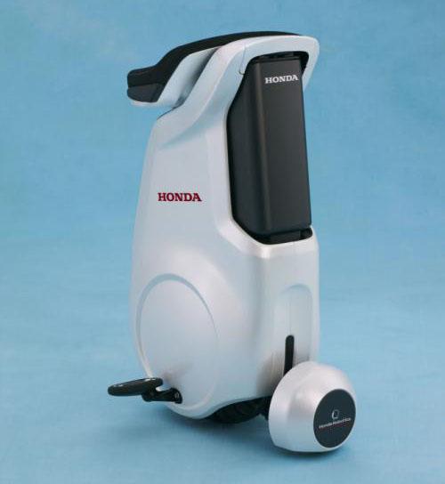 Honda UNI-CUB: phương tiện di chuyển cá nhân mới - 2