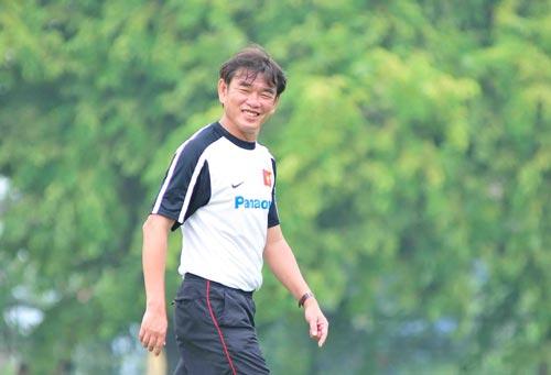 HLV Phan Thanh Hùng sẽ dẫn dắt ĐTVN - 1