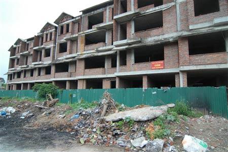 Chung cư, biệt thự …thành bãi rác - 3