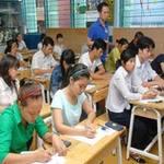 """Giáo dục - du học - Nhiều trường công bố tỉ lệ """"chọi"""" theo ngành"""